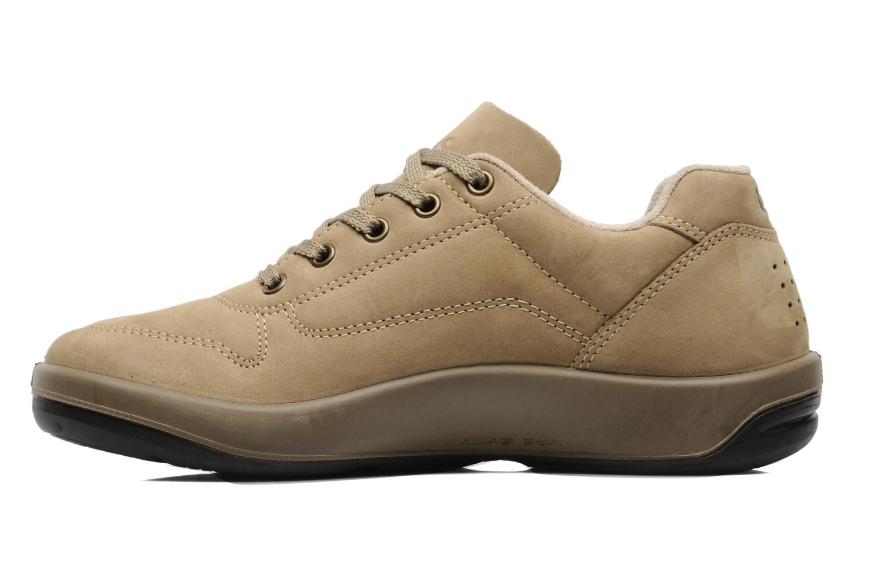 Sneakers TBS Easy Walk Albana Beige voorkant