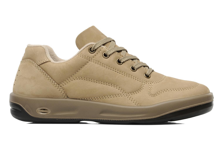 Sneakers TBS Easy Walk Albana Beige achterkant