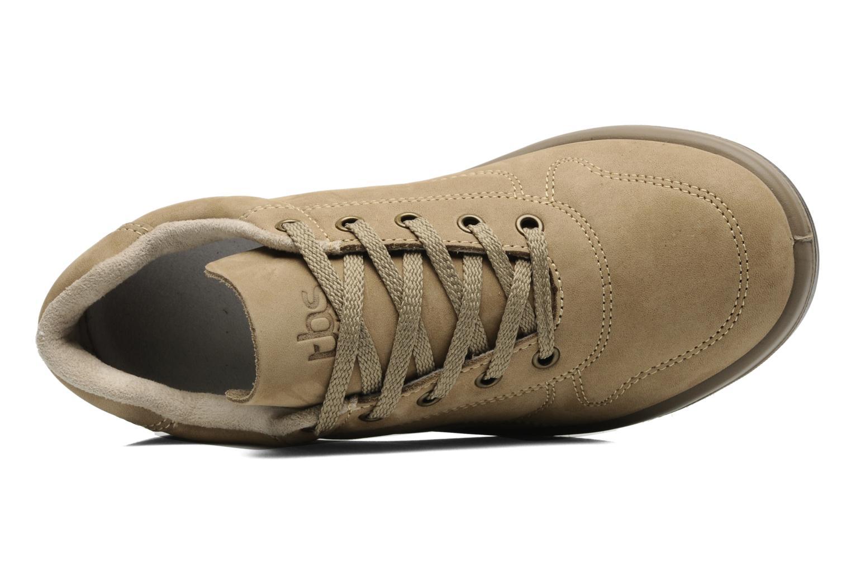 Sneakers TBS Easy Walk Albana Beige links