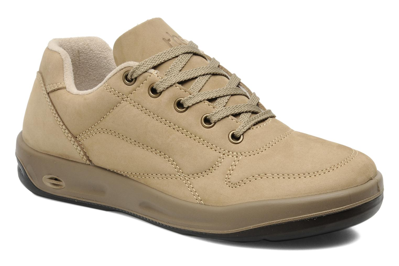 Sneakers TBS Easy Walk Albana Beige detail