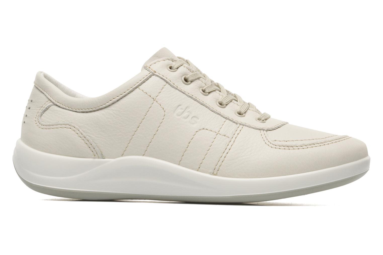 Sneakers TBS Easy Walk Astral Beige bild från baksidan