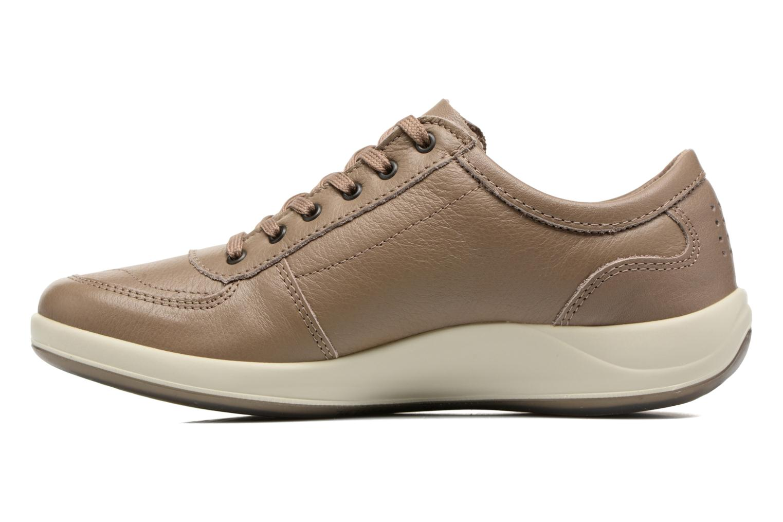 Sneakers TBS Easy Walk Astral Beige se forfra