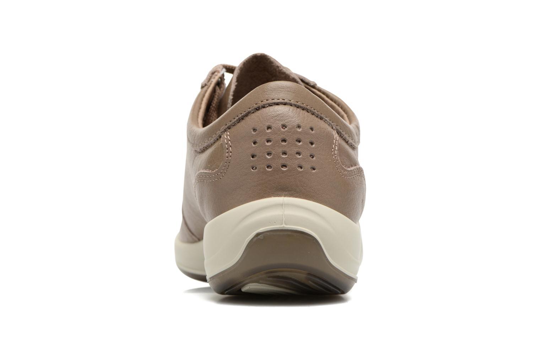 Sneaker TBS Easy Walk Astral beige ansicht von rechts