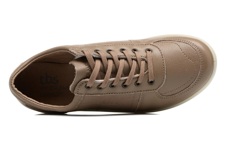 Sneakers TBS Easy Walk Astral Beige links