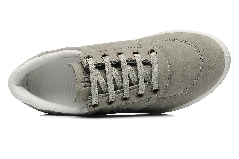 Sneakers TBS Easy Walk Brandy Grå se fra venstre