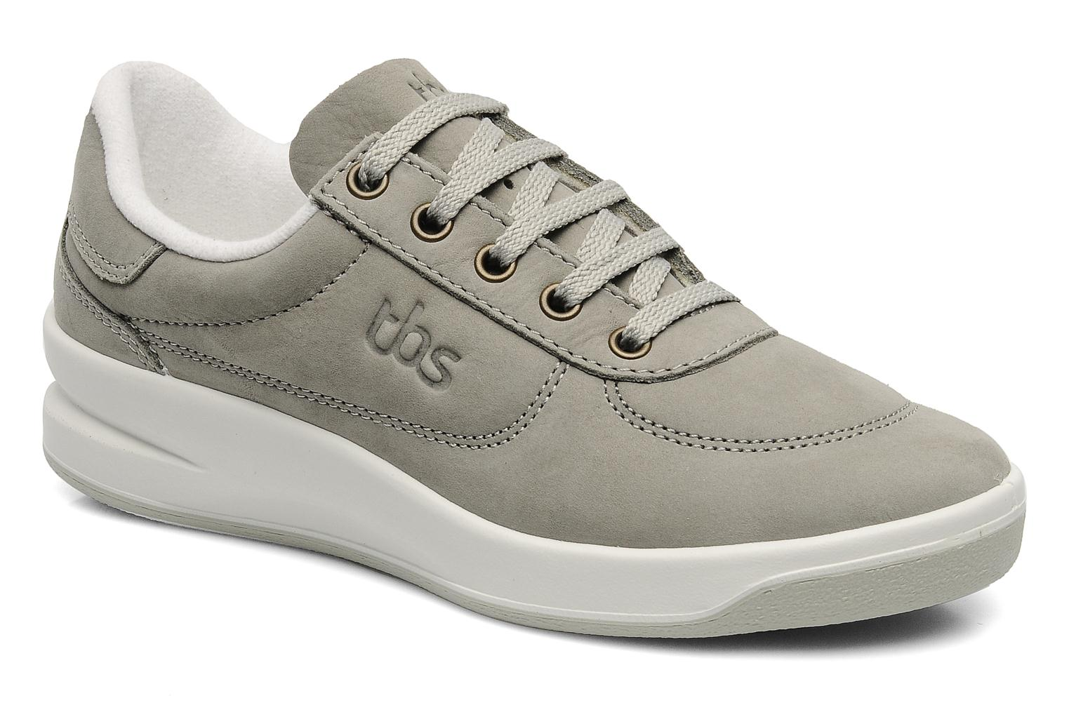 Trainers TBS Easy Walk Brandy Grey detailed view/ Pair view