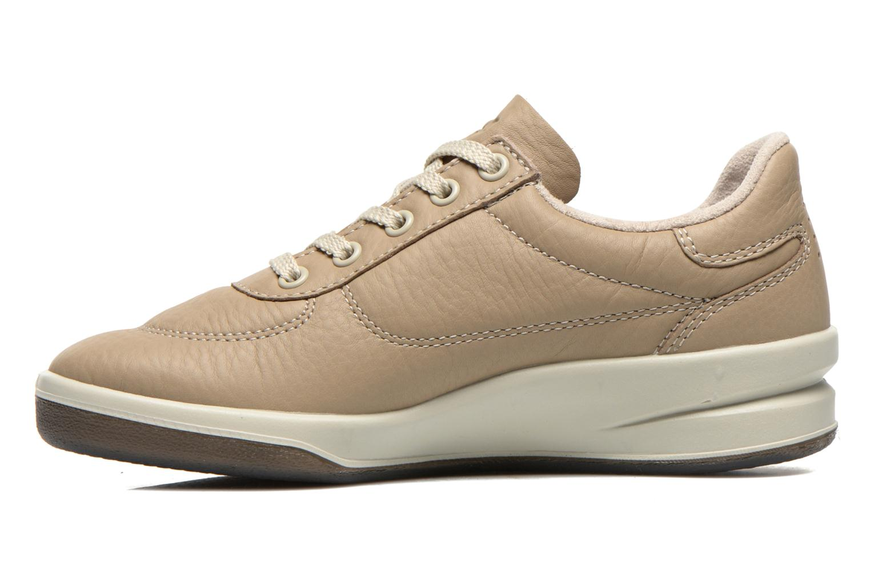 Sneakers TBS Easy Walk Brandy Beige voorkant