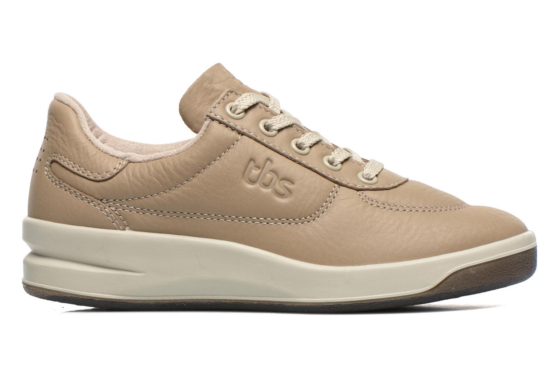 Sneakers TBS Easy Walk Brandy Beige achterkant