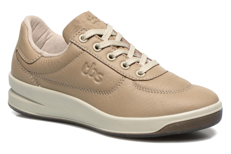 Sneakers TBS Easy Walk Brandy Beige detail