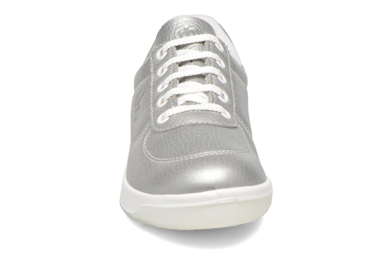 Sneaker TBS Easy Walk Brandy grau schuhe getragen