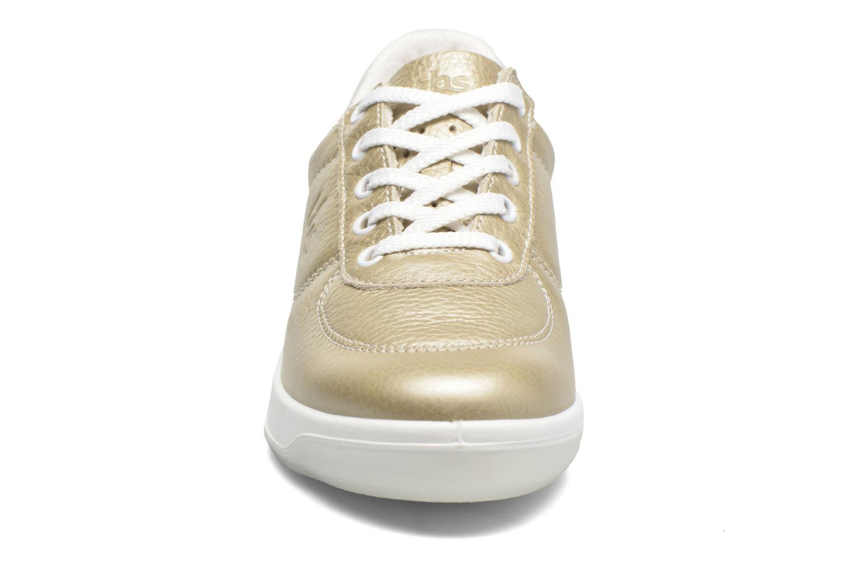 Sneakers TBS Easy Walk Brandy Goud en brons model