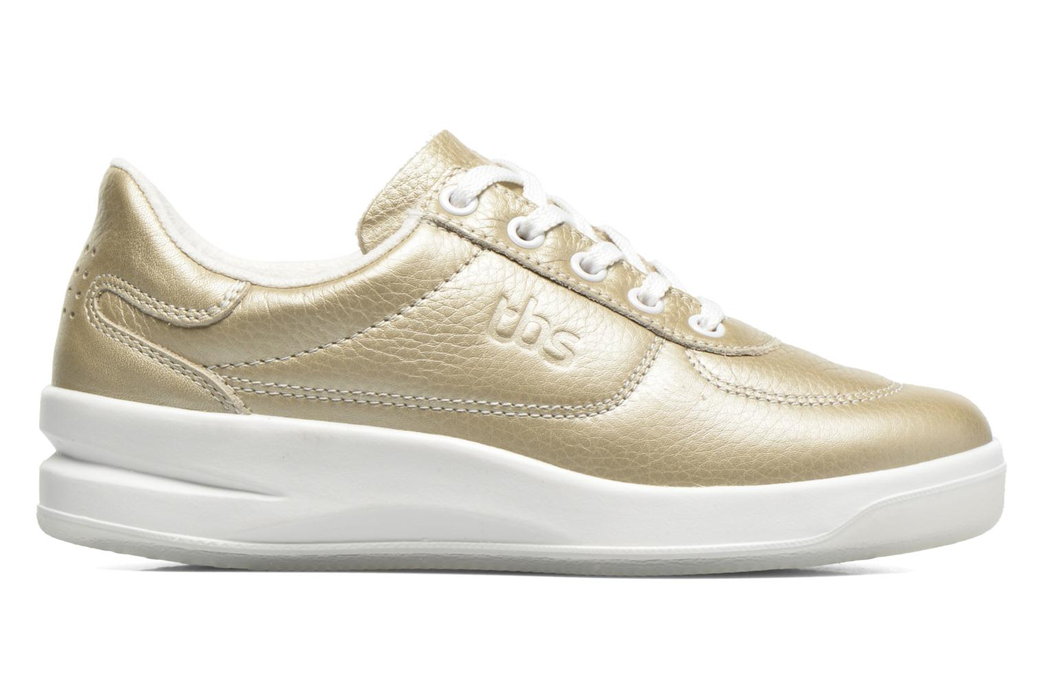Trainers TBS Easy Walk Brandy Bronze and Gold back view