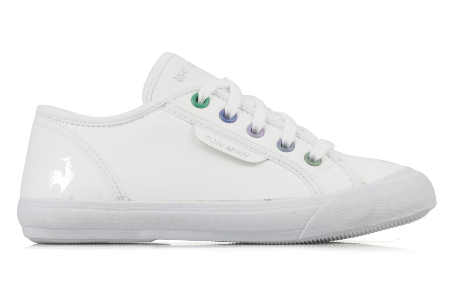 Sneakers Le Coq Sportif Deauville Plus Shaded Ps Syn Bianco immagine posteriore