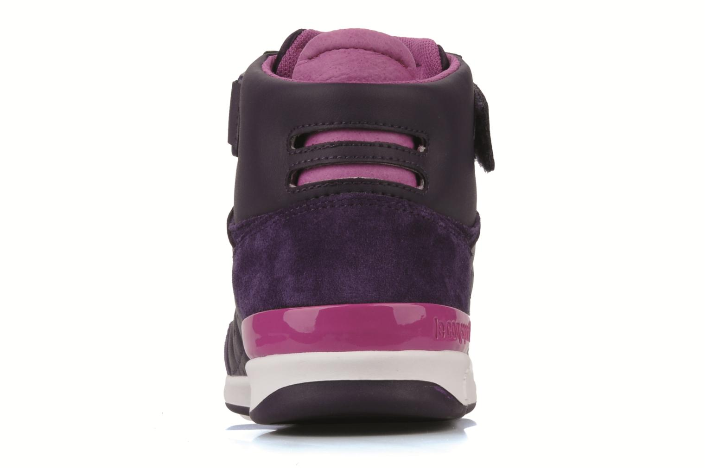 Sneakers Le Coq Sportif Diamond Lea/Satin Viola immagine destra
