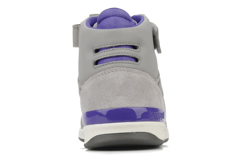 Sneakers Le Coq Sportif Diamond Lea/Satin Grigio immagine destra