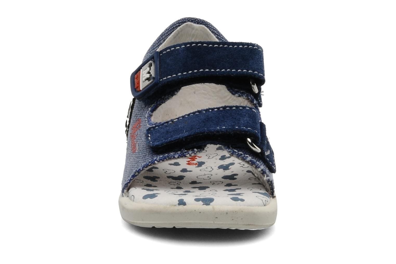 Sandales et nu-pieds Naturino Disney 950 Bleu vue portées chaussures