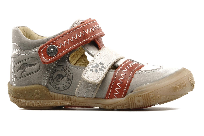 Sneakers Noël Mini Rebel Grijs achterkant