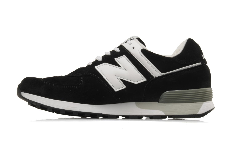 Sneakers New Balance M576 Zwart voorkant
