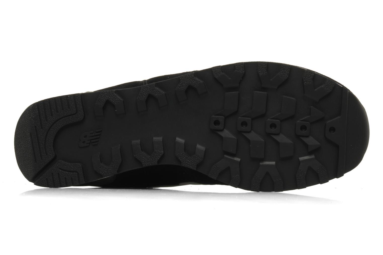 Sneakers New Balance M576 Zwart boven