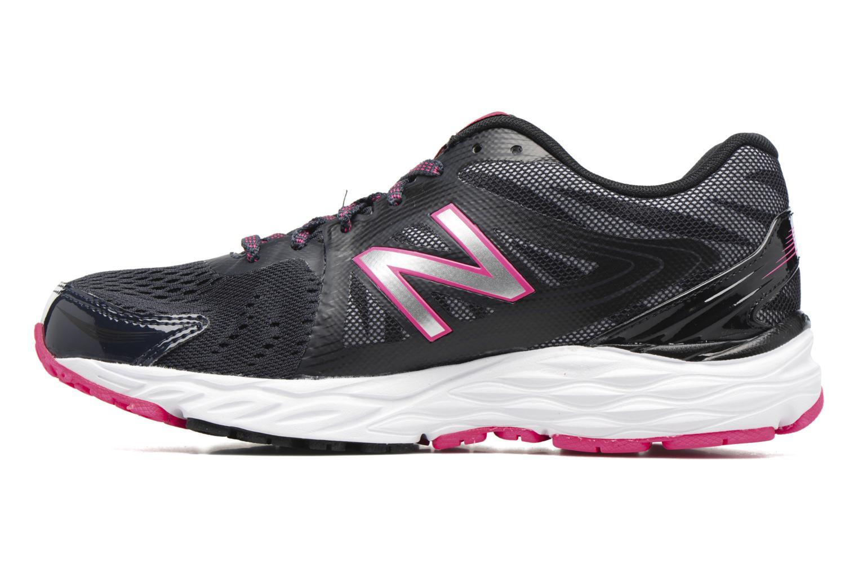 Chaussures de sport New Balance W680 Gris vue face