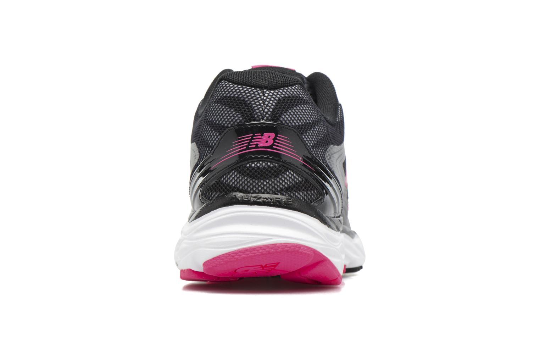 Chaussures de sport New Balance W680 Gris vue droite