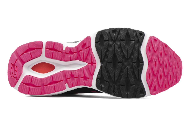 Chaussures de sport New Balance W680 Gris vue haut