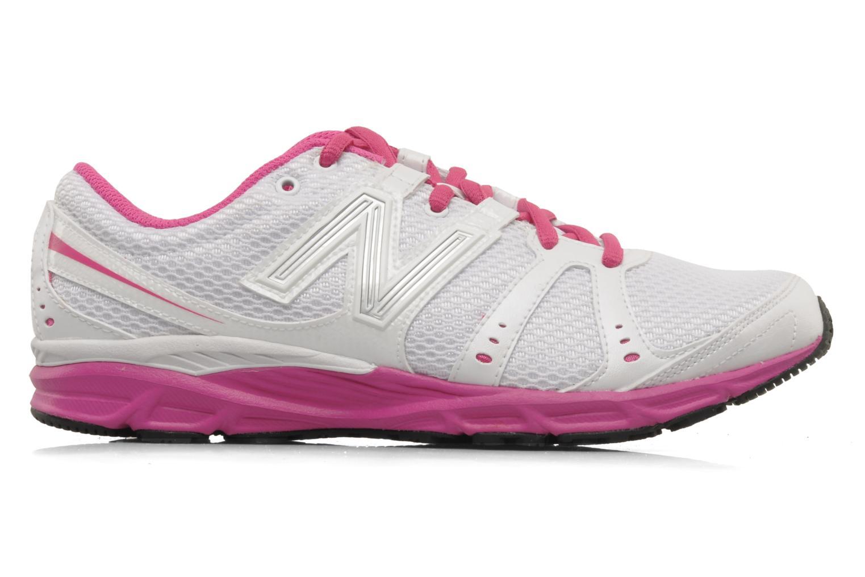 Chaussures de sport New Balance W690 Blanc vue derrière