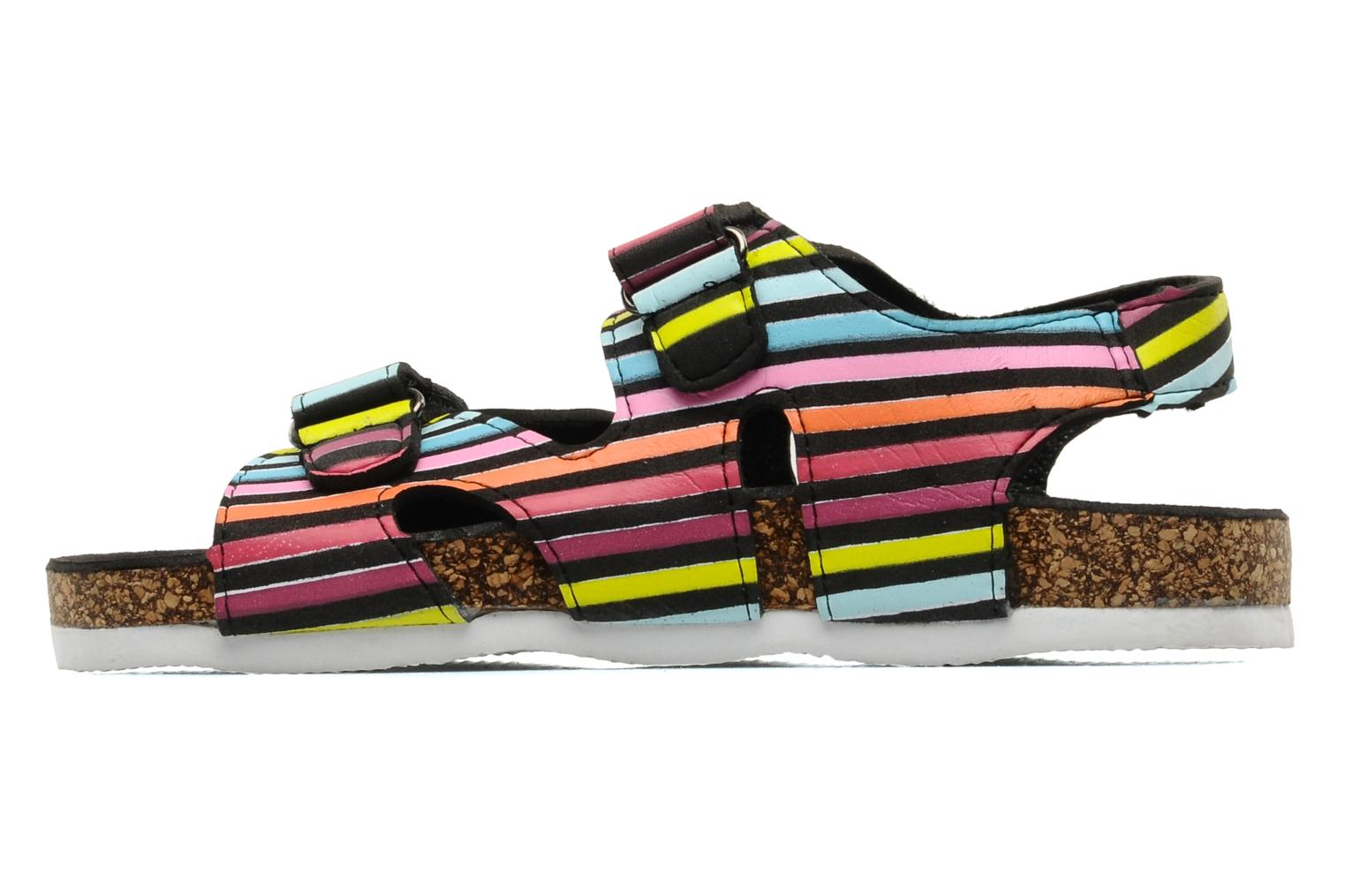 Sandalen Little Marcel Clown Multicolor voorkant