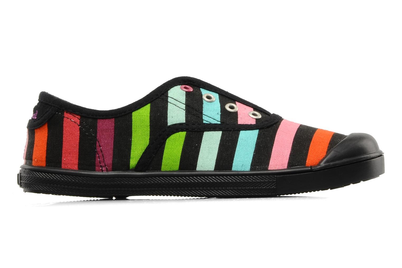 Sneaker Little Marcel Benistic Print mehrfarbig ansicht von hinten