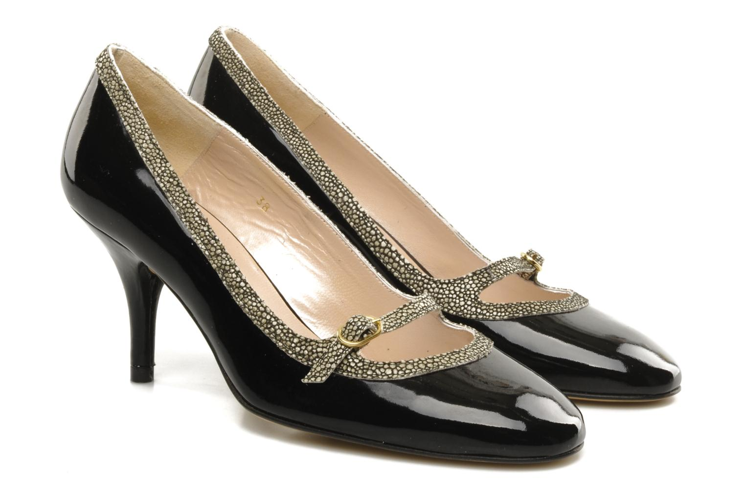 Pumps JB MARTIN Escarpin Barbade Zwart 3/4'
