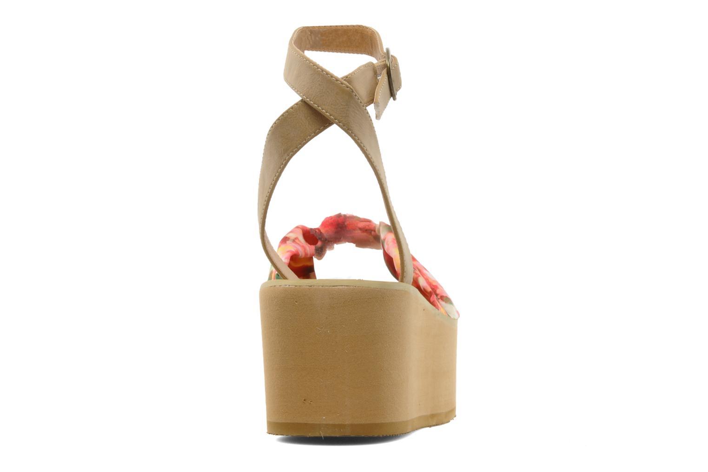 Sandales et nu-pieds Chocolate Schubar Bambi Rose vue droite