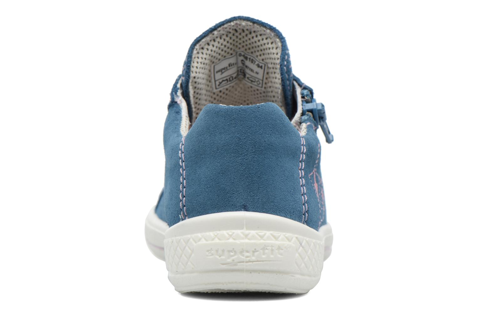 Trainers Superfit Tensy Blue view from the right