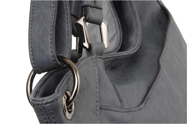 Handtaschen Esprit Betty Big City bag grau ansicht von links