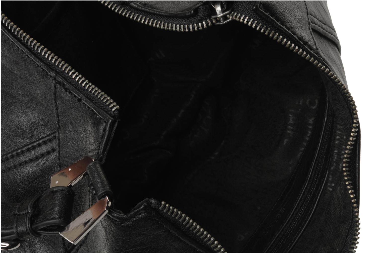 Handbags Esprit Betty small hobo Black back view