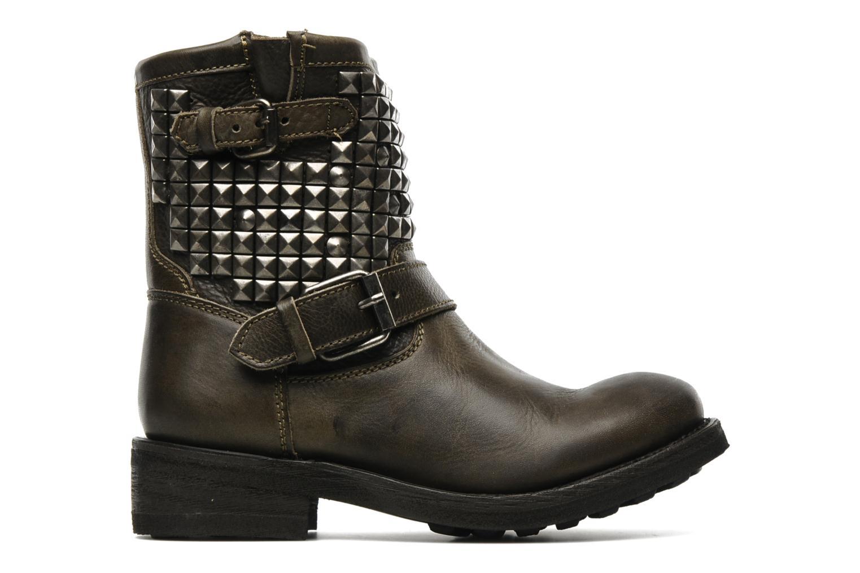Stiefeletten & Boots Ash Titan grau ansicht von hinten