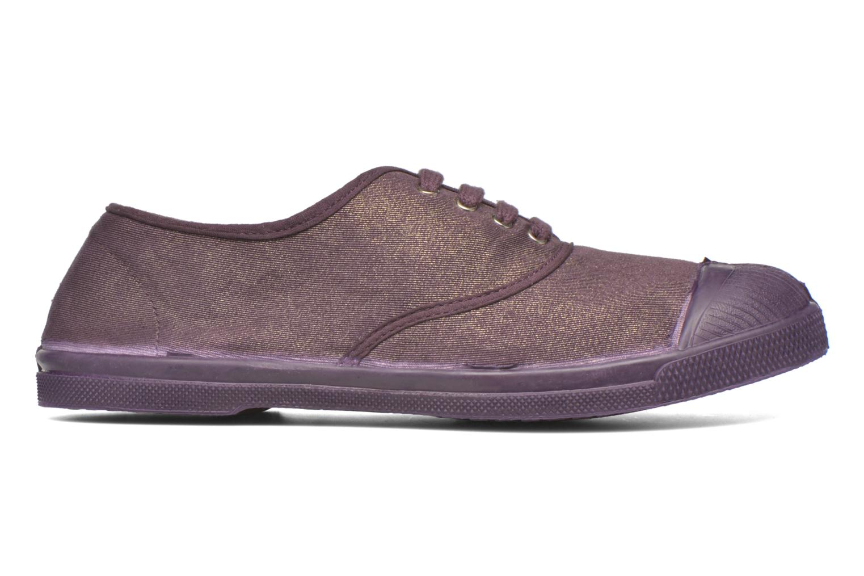 Sneakers Bensimon Tennis Colorsole Viola immagine posteriore