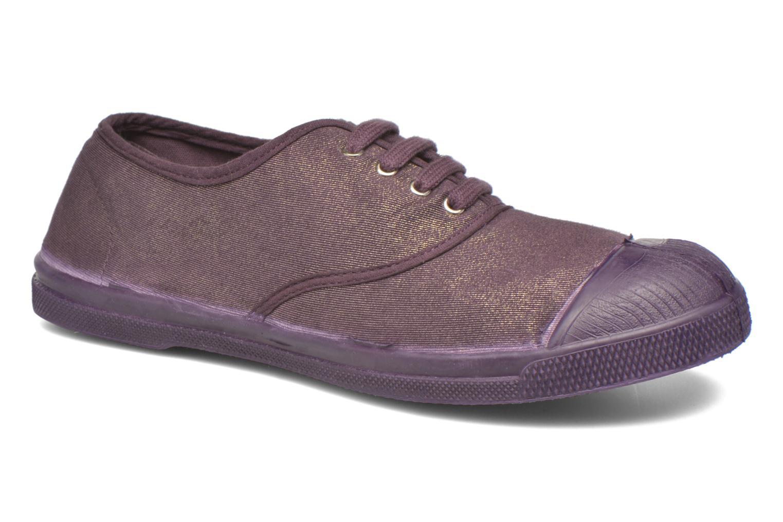 Sneaker Bensimon Tennis Colorsole lila detaillierte ansicht/modell