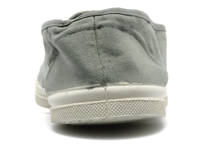 Sneakers Bensimon Tennis Tommy H Groen rechts