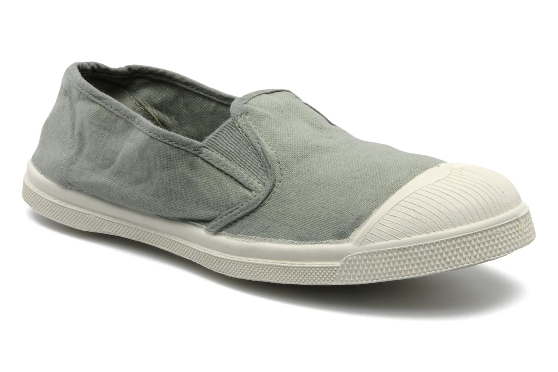 Sneakers Bensimon Tennis Tommy H Groen detail