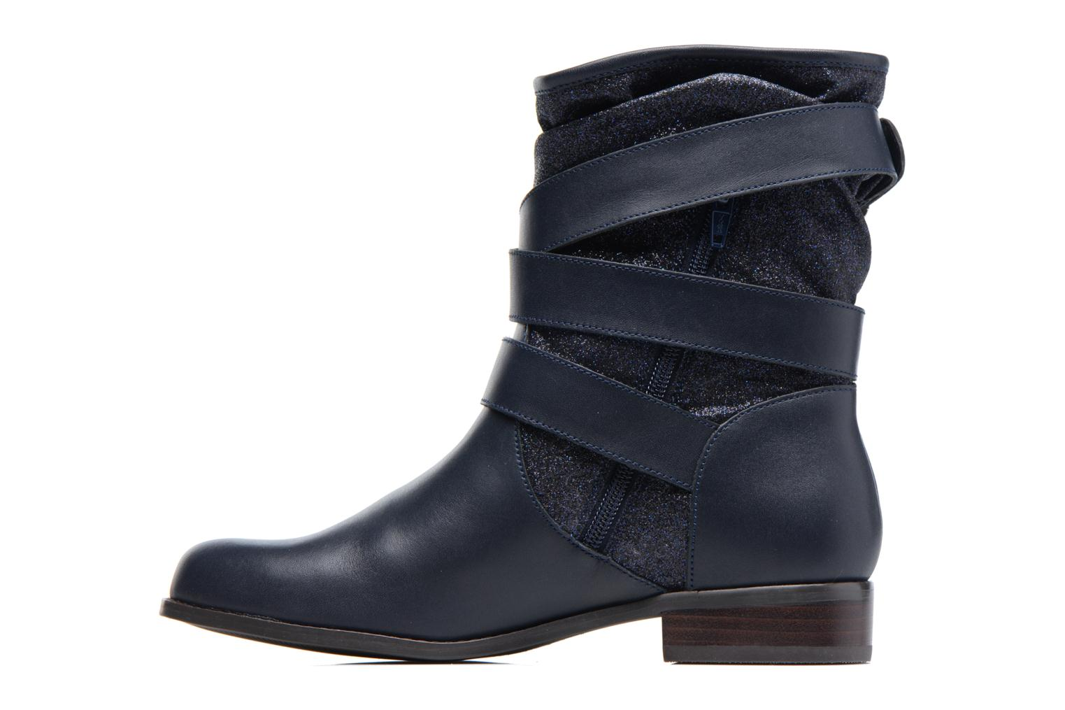 Ankle boots Mellow Yellow Badilla Blue front view