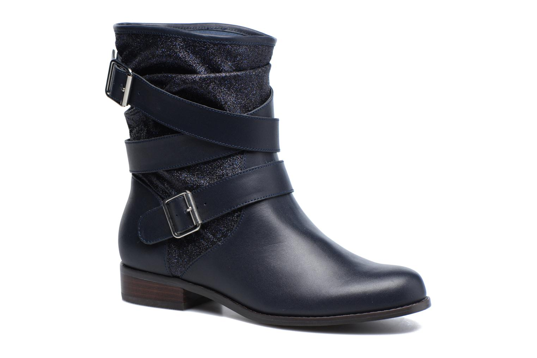 Bottines et boots Mellow Yellow Badilla Bleu vue détail/paire