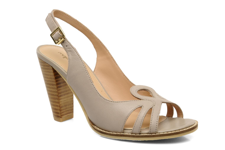 Sandals Mellow Yellow Lastou Beige detailed view/ Pair view