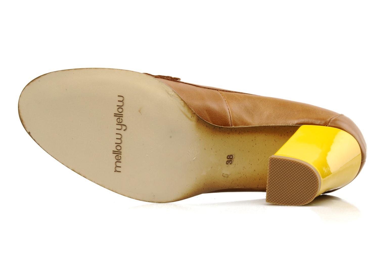 Mocasines Mellow Yellow Lola Marrón vista de arriba