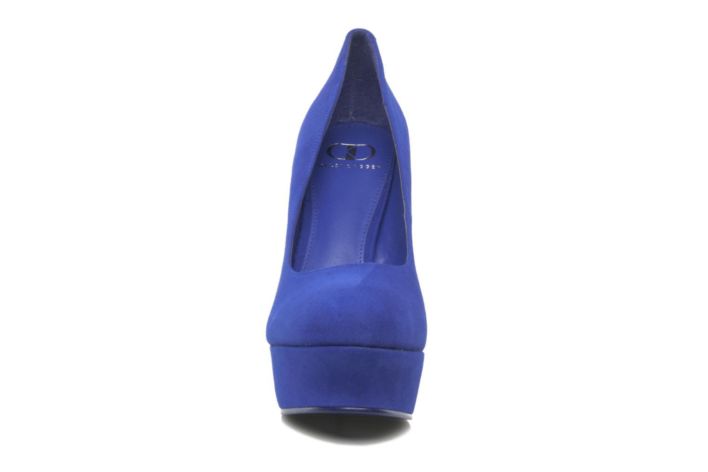 Escarpins Kelsi Dagger Abrielle Bleu vue portées chaussures