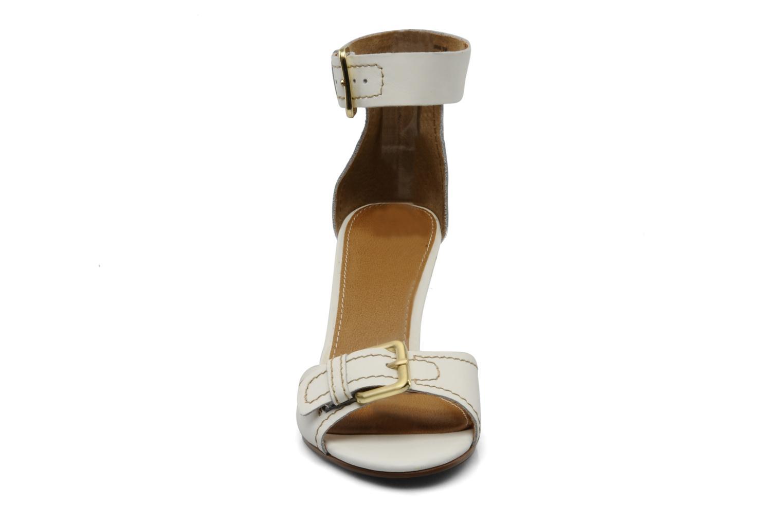 Sandales et nu-pieds Kelsi Dagger Gemini Blanc vue portées chaussures