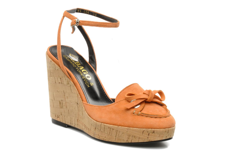Ydriss Orange