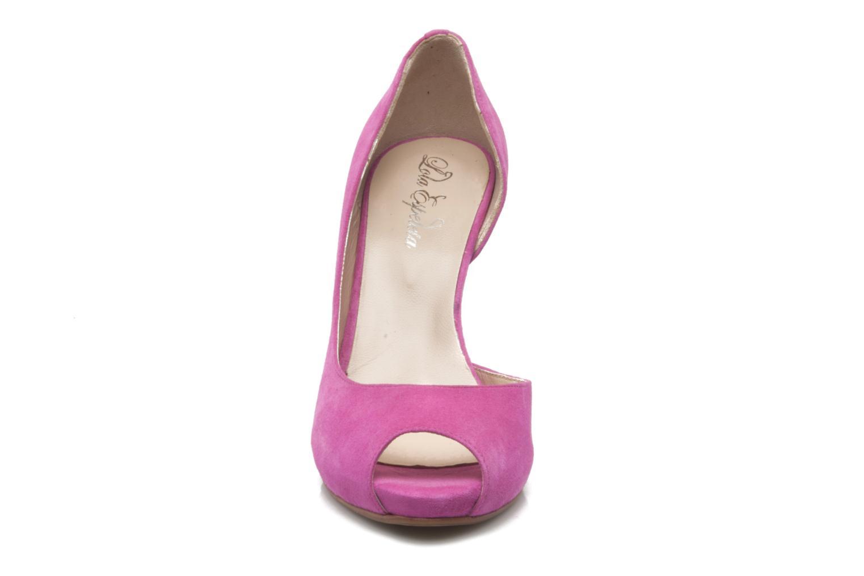 Pumps Lola Espeleta Lisa rosa schuhe getragen