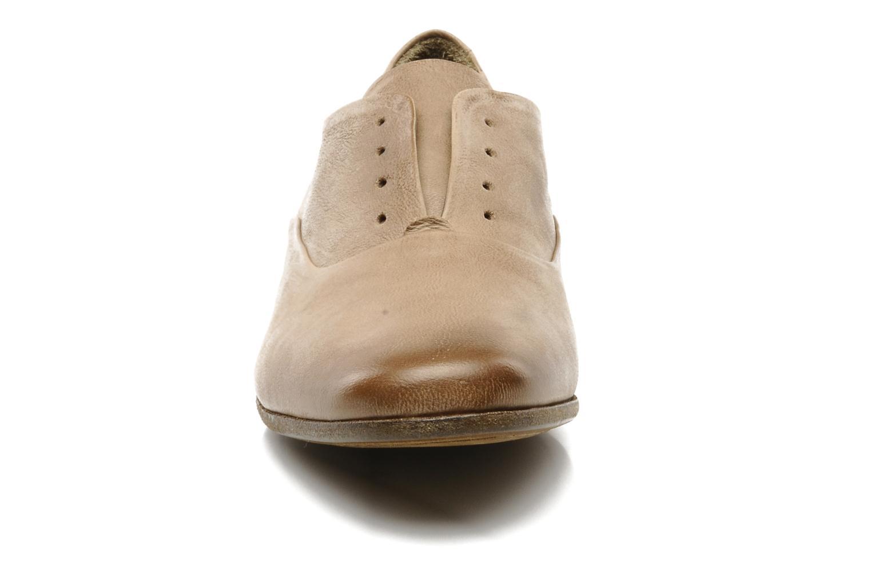 Chaussures à lacets Sartore Saber Marron vue portées chaussures