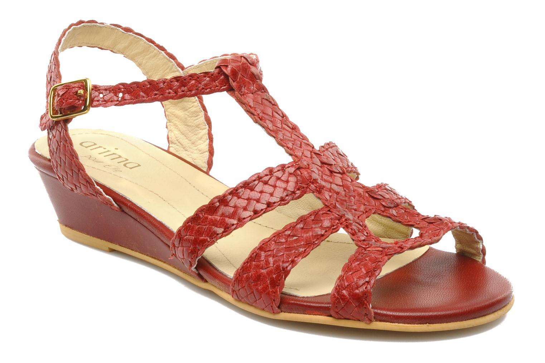 Sandali e scarpe aperte Arima pour Elle Judy Rosso vedi dettaglio/paio