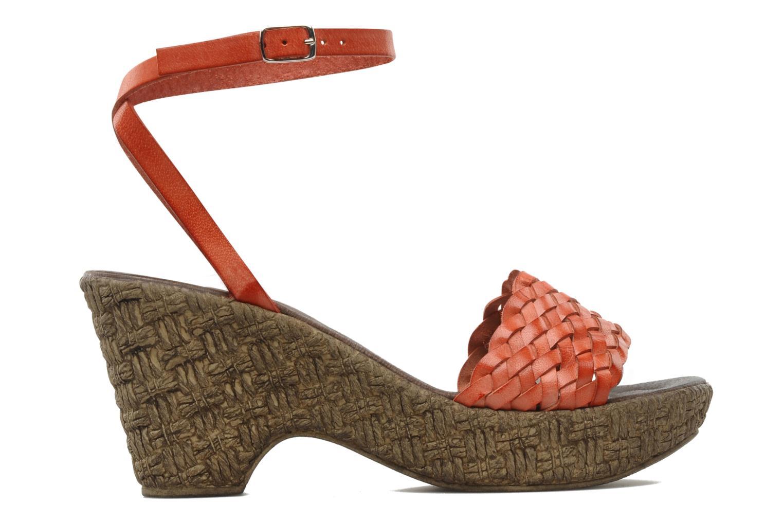 Sandali e scarpe aperte Arima pour Elle Panache Arancione immagine posteriore